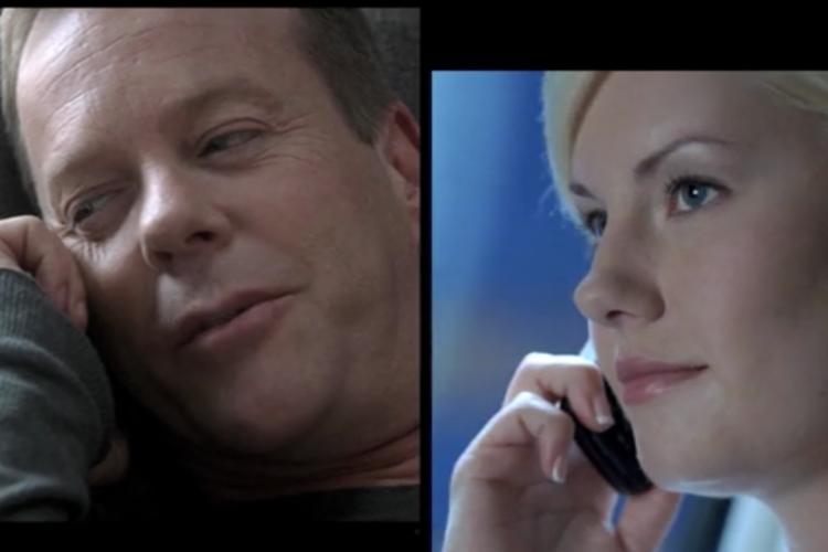 Jack Bauer Kim Bauer 24 Season 8