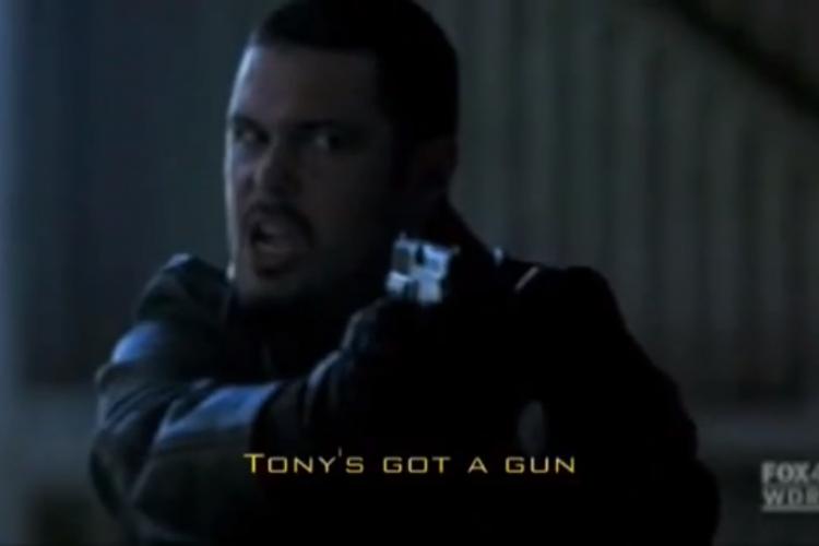 Tony's Got a Gun